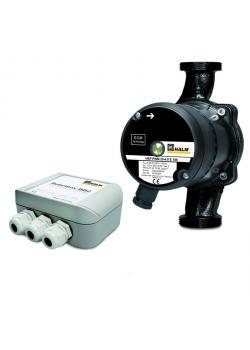 "High-efficiency pumps set ""HEP BB2"" - pump & regulator translation"