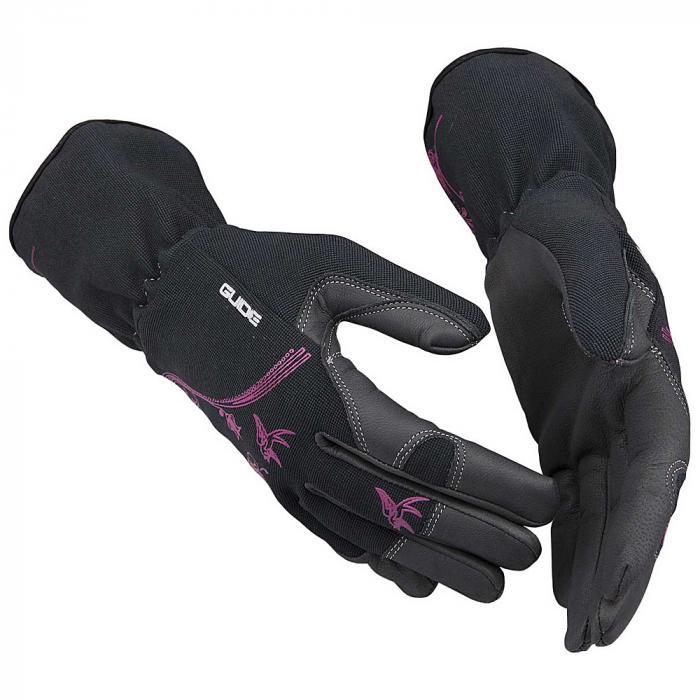 Schutzhandschuhe 5537 Guide PP - Ziegennarbenleder - Größe 07 bis 09 - Preis per Paar