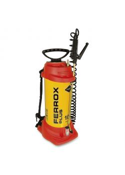 "High pressure sprayer ""FERROX PLUS"" - with FPM seal - 6 bar - filling capacity 10 l - total capacity 13 l"