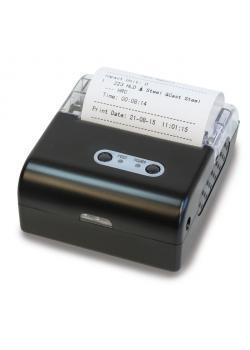 Lämpökirjoitin - infrapunayhteyttä - for SAUTER kovuusmittareita