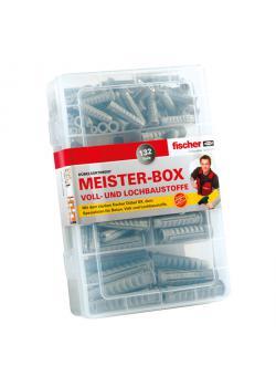 Meister-Box mit Dübel SX