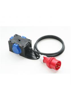 """Kompaktverteiler """"ST.ANTON"""" - 16A - 250V - IP54"""
