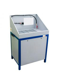 Parts Cleaning Device MST 800 - for parts made of metal and plastic