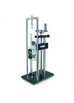 Manual test - with digital length measuring unit - max. Measuring range 500 N