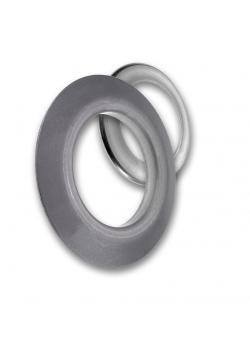 Spurkranz - Stahlblech verzinkt - zum Anbauen oder Anschweißen - Kranz-Ø 50 bis 88,9 mm