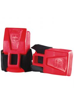 Knee protectors ALPRO® - recommended BG - with continuously adjustable velcro straps