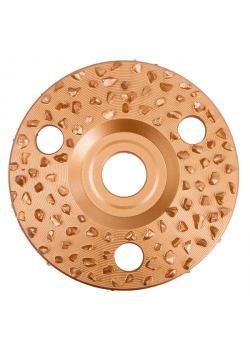 Claw Disc - Standard - Disc-Ø 115 till 125 mm - Grit 30