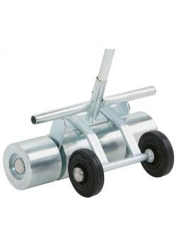 Transportgestell - für Linowalzen von Roll 34 und 50 kg - Gewicht 3,206 kg