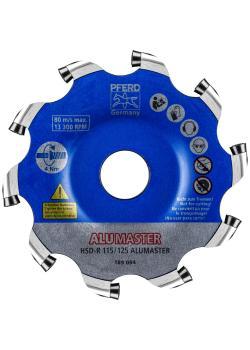 PFERD High Speed Disc ALUMASTER HICOAT HSD-R 115/125 ALUMASTER HIOCAT