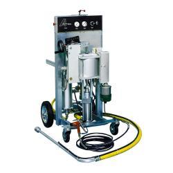 APLICATOR Gelcoater - Spritzanlage Type IPG-8000 - Luftzufuhr 6 bar - Luftverbrauch 120 l/Leistung - Max. Arbeitsdruck - 108 Bar