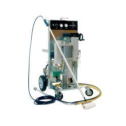 APLICATOR Harzwalzenimprägnierer - Typ IPL-8000 - Luftzufuhr 6 bar - Luftverbrauch 120 l/l Leistung -  Max. 108 Bar