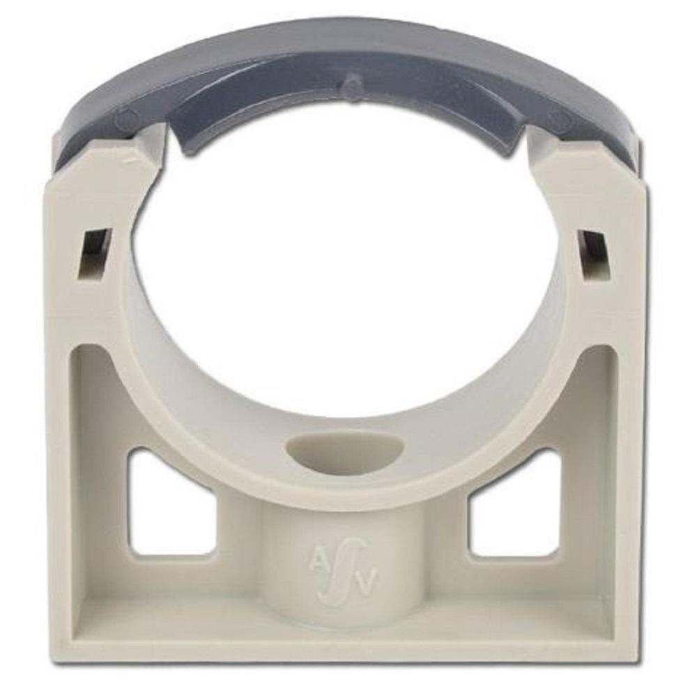 Rörhållare - Diameter 20 till 110 mm - PP