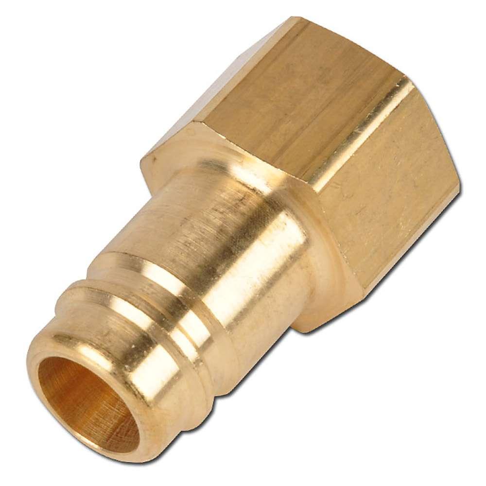 Snabbkoppling - DN 15 - stickpropp - invändig gänga