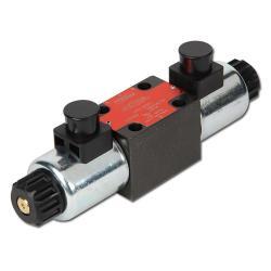 """Magnet 4/3 Wegeventil """"NG 6 Typ GOQ"""" - bis 350 bar - bis 40 l/min"""