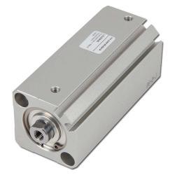 Vérin pneumatique à faible course - avec piston magnétique -  piston 12-63 mm -