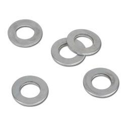 Scheibe ohne Fase Ausf. Mittel-VA2/St. ver. DIN 125A / ISO 7089