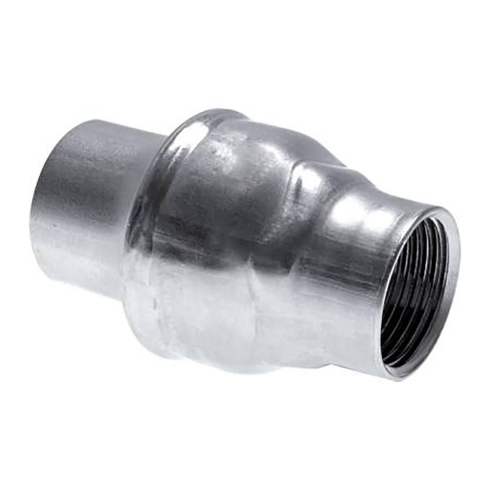 """Rückschlagventil - Edelstahl - leichte Bauform - Innengewinde G 1/4"""" bis G 4"""" - Öffnungsdruck 0,03 bar - PN 16"""