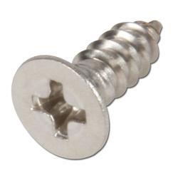 Senk Blechschraube mit Kreuzschlitz - DIN 7982 C / ISO 7050