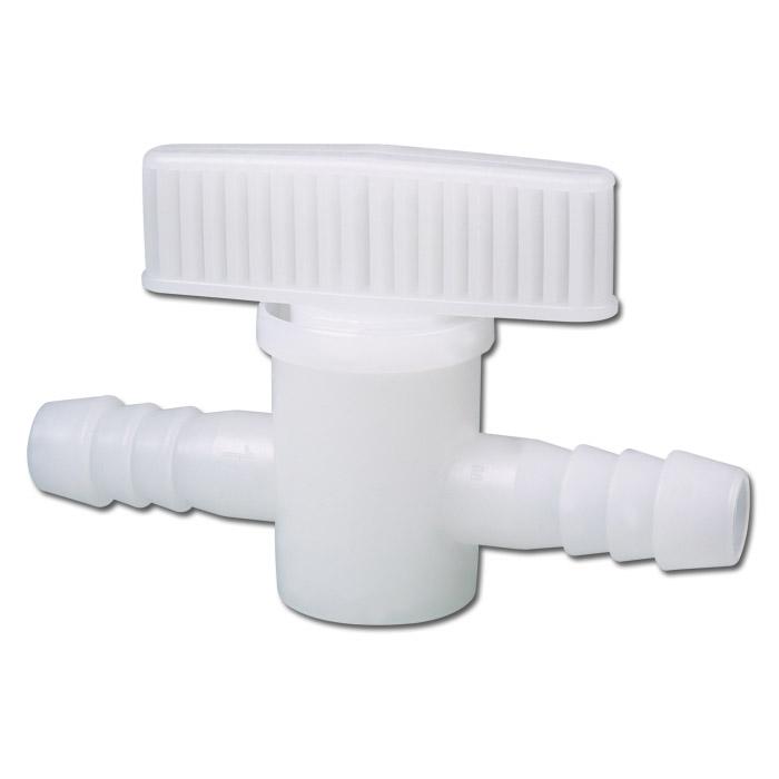 Labor-Schlauchhahn - Polyethylen - verschiedene Größen